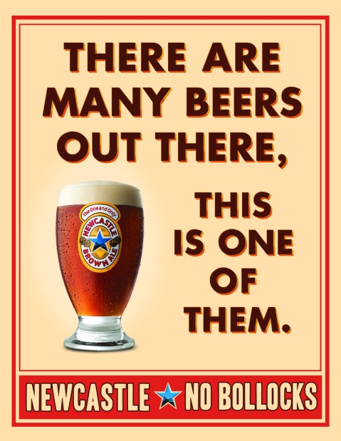 Newcastle-Brown-Ale-No-Bollocks-Print