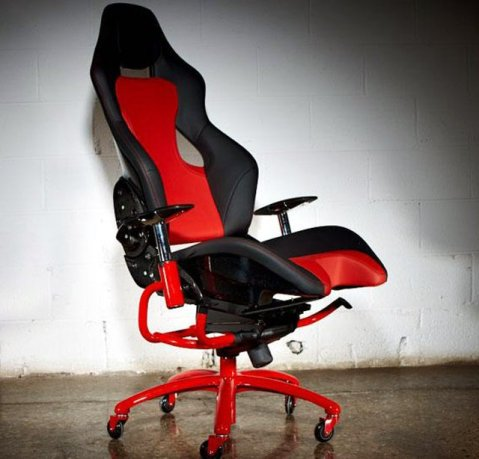 Ferrari Scuderia 16M Office Chair