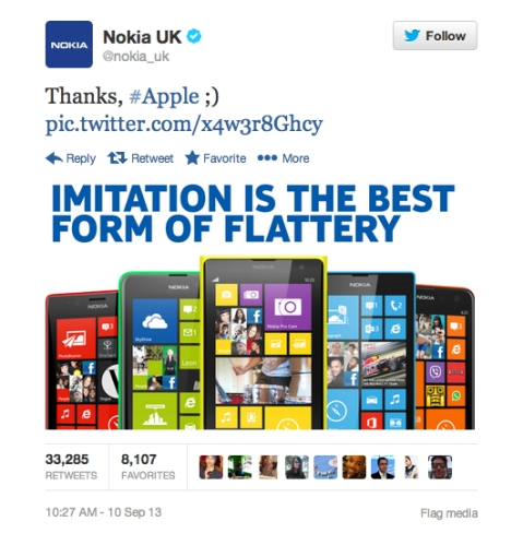 nokiaapple